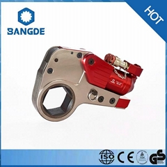 high speed square drive hydraulic torque wrench