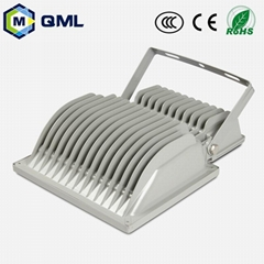 led flood light 30w 50w 100w aluminum+acrylic material hot selling
