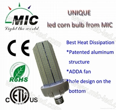 high power E40 base 100w led corn light