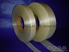 epoxy resin impregnated fiberglass tape