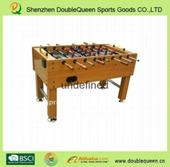 MDF with PVC foosball table soccer table football table hot-selling