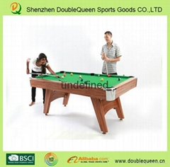 hot new product modern pool table billiard table