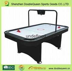 air hockey game table with socring system