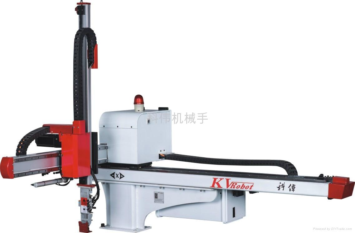 KAW-750P二轴伺服高速机械手 1