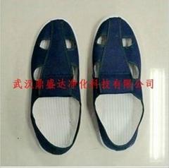 湖北武汉防静电四眼PU/PVC鞋