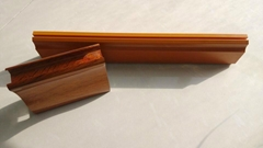 Wood grain transfer foil
