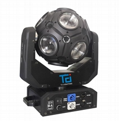 12*20W  RGBW 4in1 Led football Moving Head Light