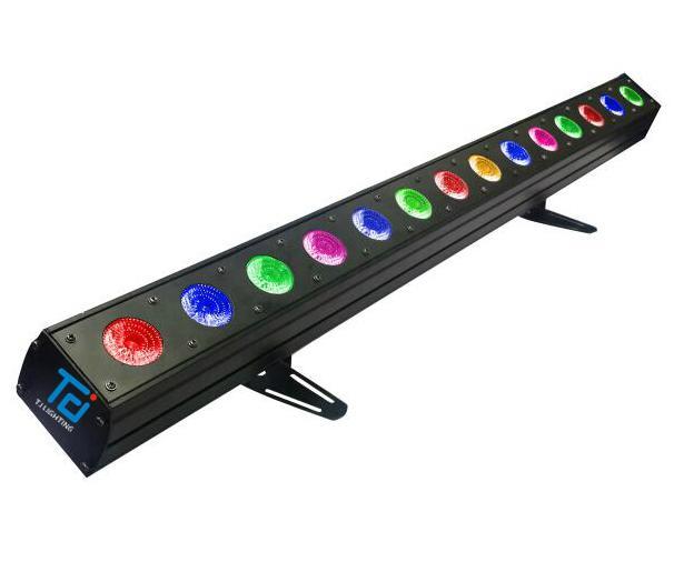 14*18W 點控LED室內投光燈跑流水洗牆燈 1