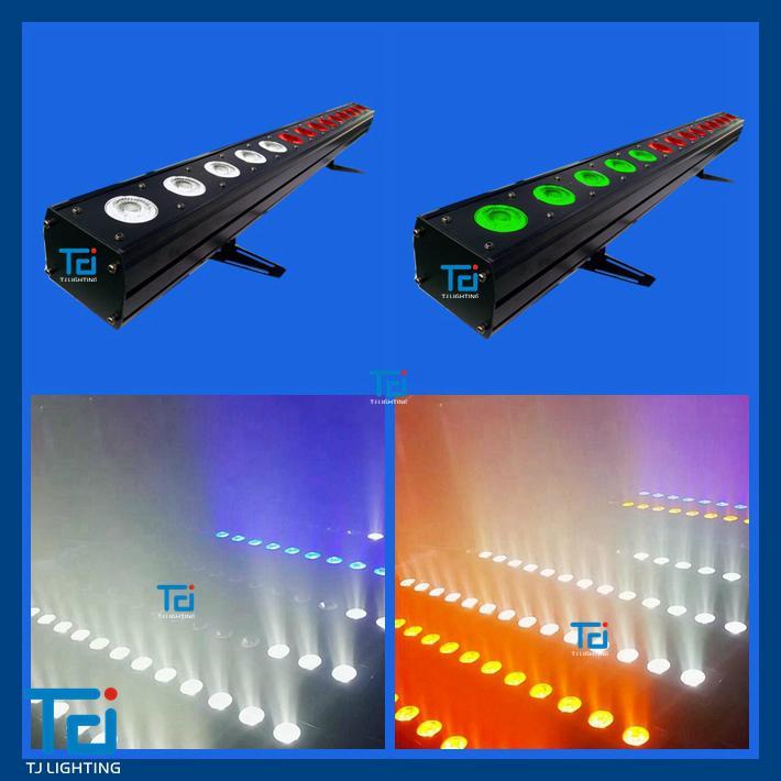 14*18W 點控LED室內投光燈跑流水洗牆燈 2