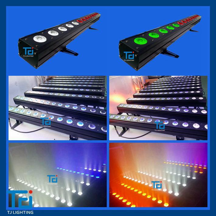 14*18W 點控LED室內投光燈跑流水洗牆燈 3