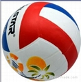 Size 5 Soft Touch Custom Rubber Volleyball 1