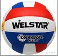Size 5 Soft Touch Custom Rubber Volleyball 4