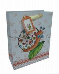 Animal paper bag