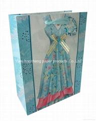 Wedding paper bag