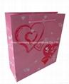 Valentines paper bag