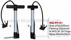 Hand Operated Air Bike Pump