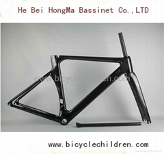 2015 Carbon Fiber Carbon Road Bike Frame
