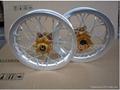 """Front 12"""" Rear 12"""" pit  Bike Rim  Kit"""
