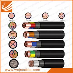 0.6/1KV VV33-Copper Conductor PVC