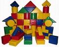 Children soft play constructor