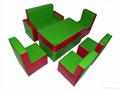 Children soft play furniture  1