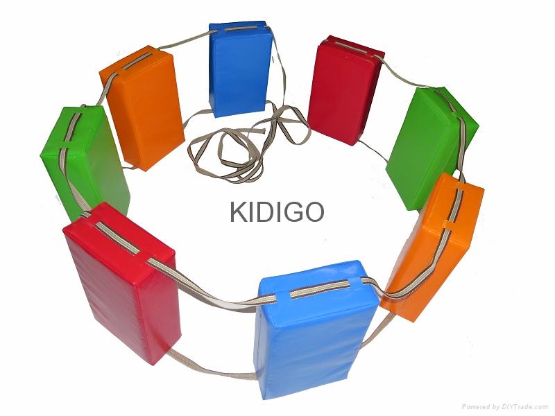 "kids soft foot massage pad ""Ladder"" 4"