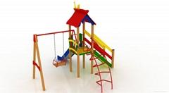 "Playground complex ""Butterfly"""