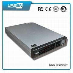 LCD Display Online 1000Va 2000Va 3000Va Rack Mountable UPS with 220Vac 50Hz