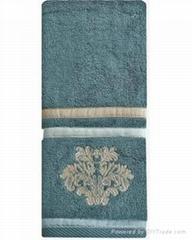 fancy gift towel