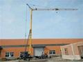 TK self erection tower crane