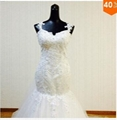 2014 Designers White Lace And See