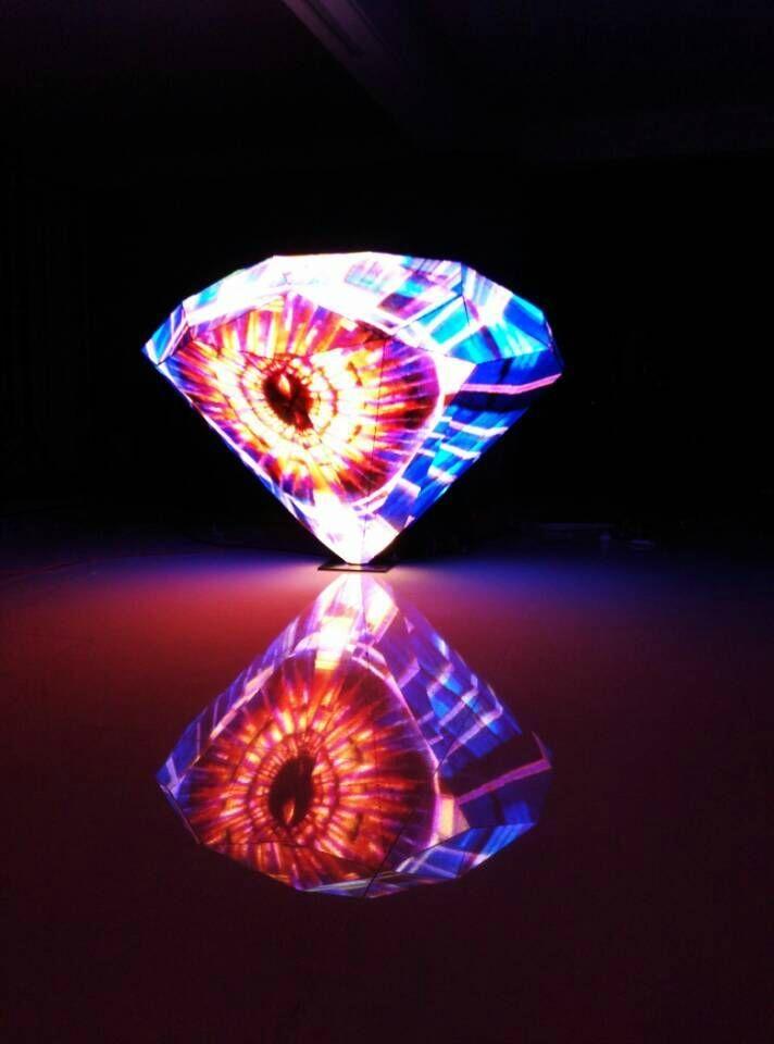 三鑫維-LED異形屏球形屏LED顯示屏 2