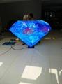 三鑫維-LED異形屏球形屏LED顯示屏 3