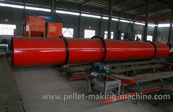 Biomass Material Drying Machine 1