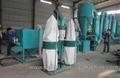 Small Biomass Pellet Plant