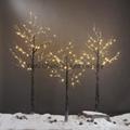 廠家直銷LED聖誕雪樹枯樹白樺