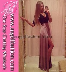 Half-Sleeve Hot Fashion Wholesale Long