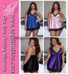 Wholesale Cheap Plus Size Sexy Lingerie 2015