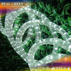 150Ft 220V Standard Pure White LED Rope Light