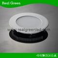 3W round LED panel light