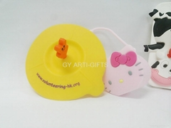 Lovely Silicone Cover for cup