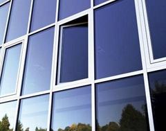 double low-e glass skylight