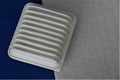 Hot forming air filter media(non-woven)