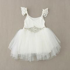 2016 Children baby Sequins sleeveless evening dress for kids girls cotton pa