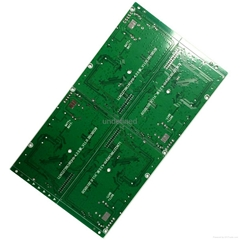 Lead-free HAL Rigid PCB for MotherBoard