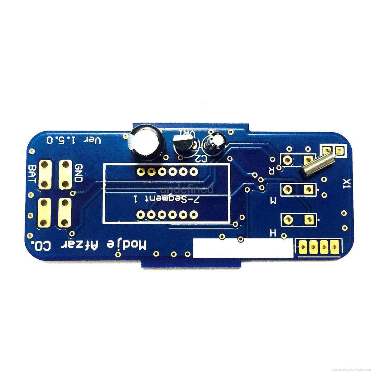 Immersion Gold PCB Assembly Board Immersion Gold PCB Assembly Board 2