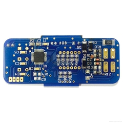 Immersion Gold PCB Assembly Board Immersion Gold PCB Assembly Board