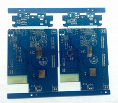 Immersion Tin 0.6mm Board Thickness Printed Circuit Board