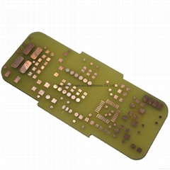 Single-sided Printed Circuit Board For Car Electronics