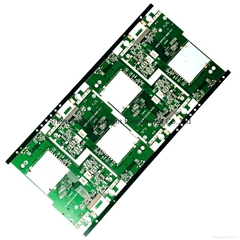 Immersion Gold 1.0mm Thickness PCB Board